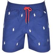 Product Image for Ralph Lauren Traveller Swim Shorts Navy