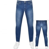 Product Image for Replay Titanium Max Jeans Blue