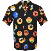 Product Image for Carhartt Record Short Sleeve Shirt Black