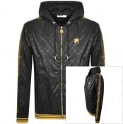 Product Image for Fila Vintage Dublin Patterned Taped Jacket Black