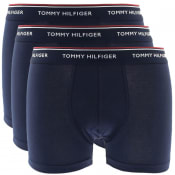 Product Image for Tommy Hilfiger Underwear 3 Pack Trunks Navy