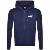 Product Image for Puma Essentials Logo Hoodie Navy