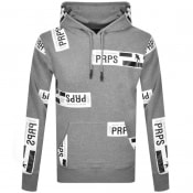 Product Image for PRPS Cupid Hoodie Grey