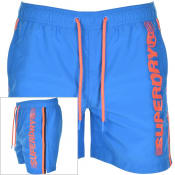 Product Image for Superdry State Volley Swim Shorts Blue