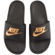 Product Image for Nike Benassi JDI Sliders Black