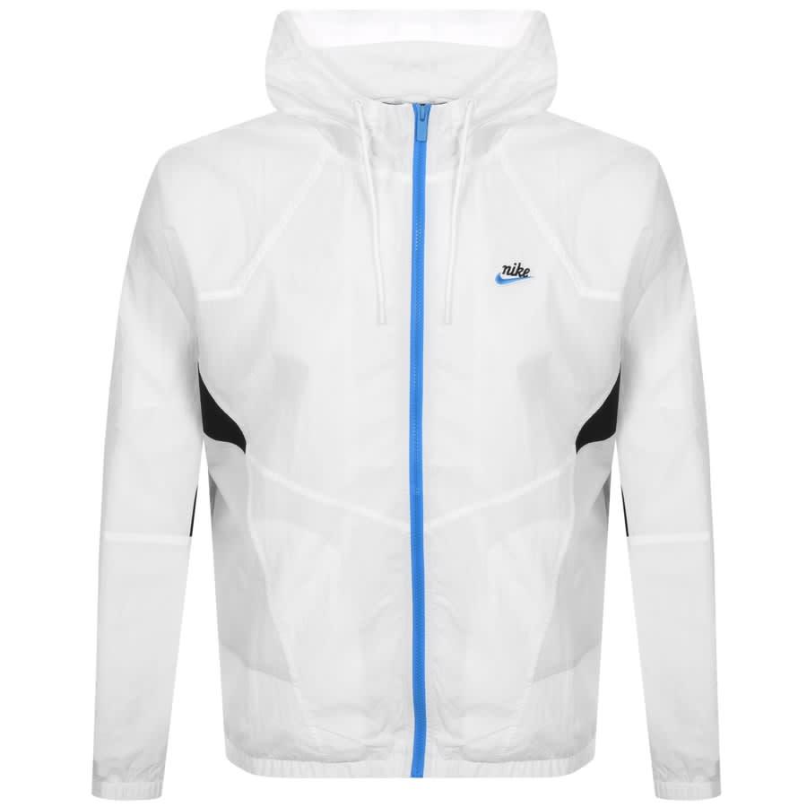 Nike Windrunner Jacket White | Mainline