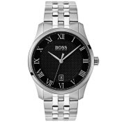 Product Image for BOSS HUGO BOSS 1513588 Master Watch Silver