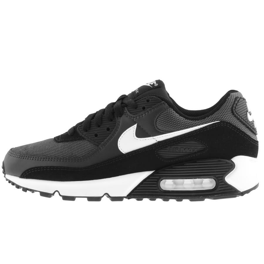 Nike Air Max 90 Trainers Black