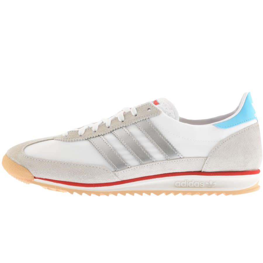 adidas Originals SL 72 Trainers White