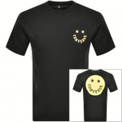 Product Image for Converse Smiley Logo T Shirt Black