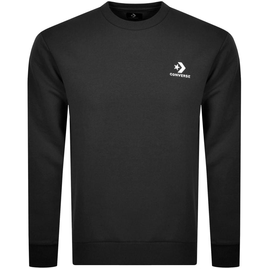 Converse Star Chevron Logo Sweatshirt