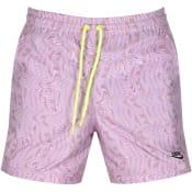 Product Image for Nike Festival Logo Swim Shorts Pink