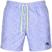 Product Image for Nike Festival Logo Swim Shorts Purple