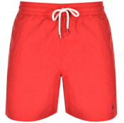 Product Image for Ralph Lauren Traveller Swim Shorts Red