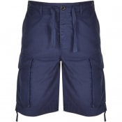 Product Image for Pretty Green Cargo Shorts Navy