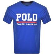 Product Image for Ralph Lauren Polo Crew Neck T Shirt Blue