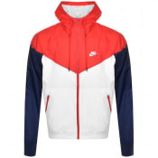 Product Image for Nike Windrunner Jacket Red