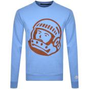 Product Image for Billionaire Boys Club Logo Sweatshirt Blue