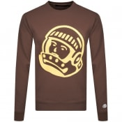 Product Image for Billionaire Boys Club Logo Sweatshirt Brown