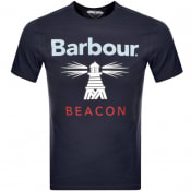 Product Image for Barbour Beacon Manor T Shirt Navy