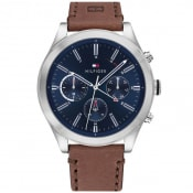 Product Image for Tommy Hilfiger Ashton Watch Brown