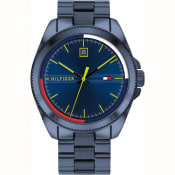 Product Image for Tommy Hilfiger Riley Chronograph Watch Blue