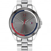 Product Image for Tommy Hilfiger Riley Watch Silver