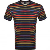 Product Image for PS By Paul Smith Short Sleeve T Shirt Navy