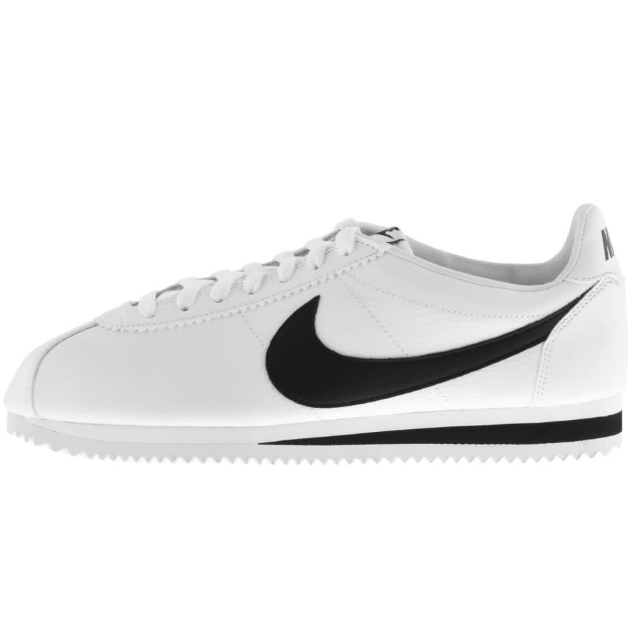 Nike Classic Cortez Trainers White
