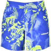 Product Image for adidas Originals Festivo Swim Shorts Blue