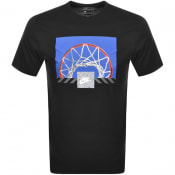 Product Image for Nike Logo Crew Neck T Shirt Black