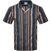 Product Image for Farah Vintage Bloomfield Short Sleeved Shirt Green
