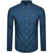 Product Image for Farah Vintage Brewer Shirt Blue