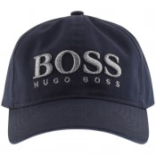 Product Image for BOSS Fero Cap Navy