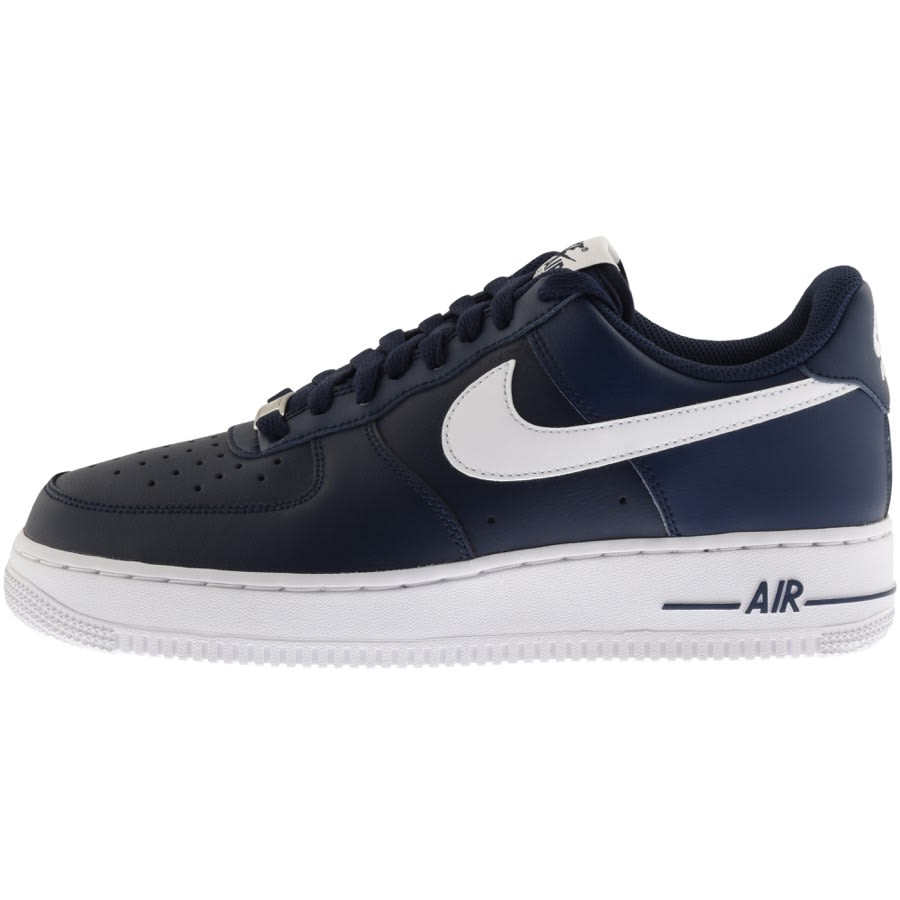 Nike Air Force 1 07 Trainers Blue