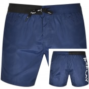 Product Image for Replay Swim Shorts Navy