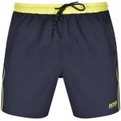 Product Image for BOSS Starfish Swim Shorts Navy