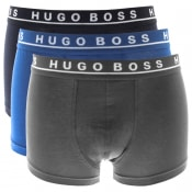 Product Image for BOSS Underwear Triple Pack Boxer Trunks