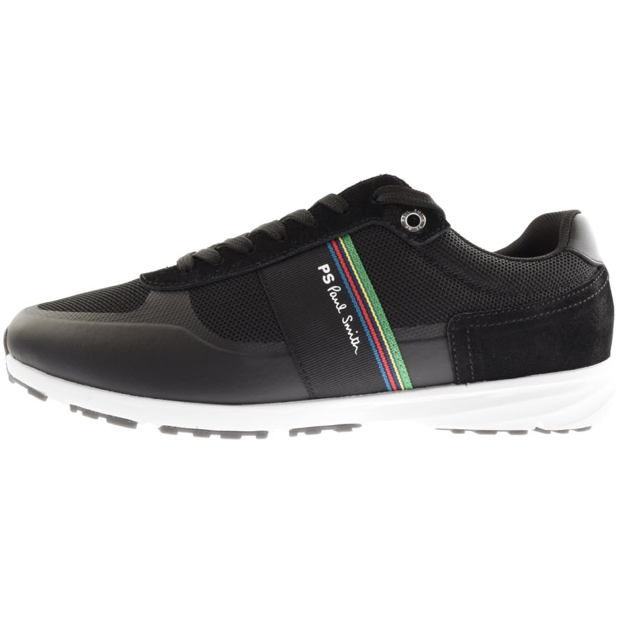PS By Paul Smith Huey Trainers Black