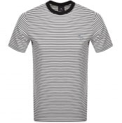 Product Image for PS By Paul Smith Scribble Zebra T Shirt Black