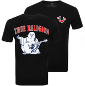 Product Image for True Religion Buddha T Shirt Black