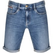 Product Image for Tommy Jeans Ronnie Denim Shorts Blue