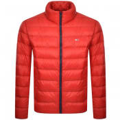 Product Image for Tommy Jeans Packable Down Jacket Red