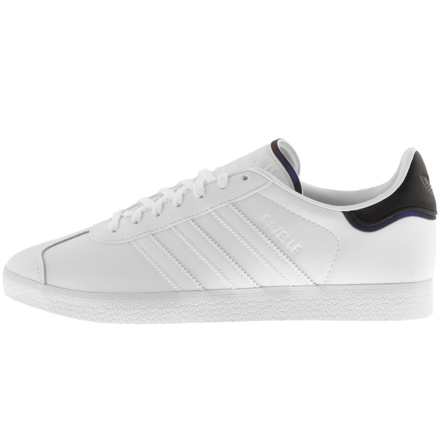 adidas Originals Gazelle Trainers White