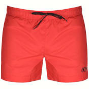 Product Image for HUGO Haiti Swim Shorts Red