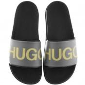 Product Image for HUGO Match Sliders Black