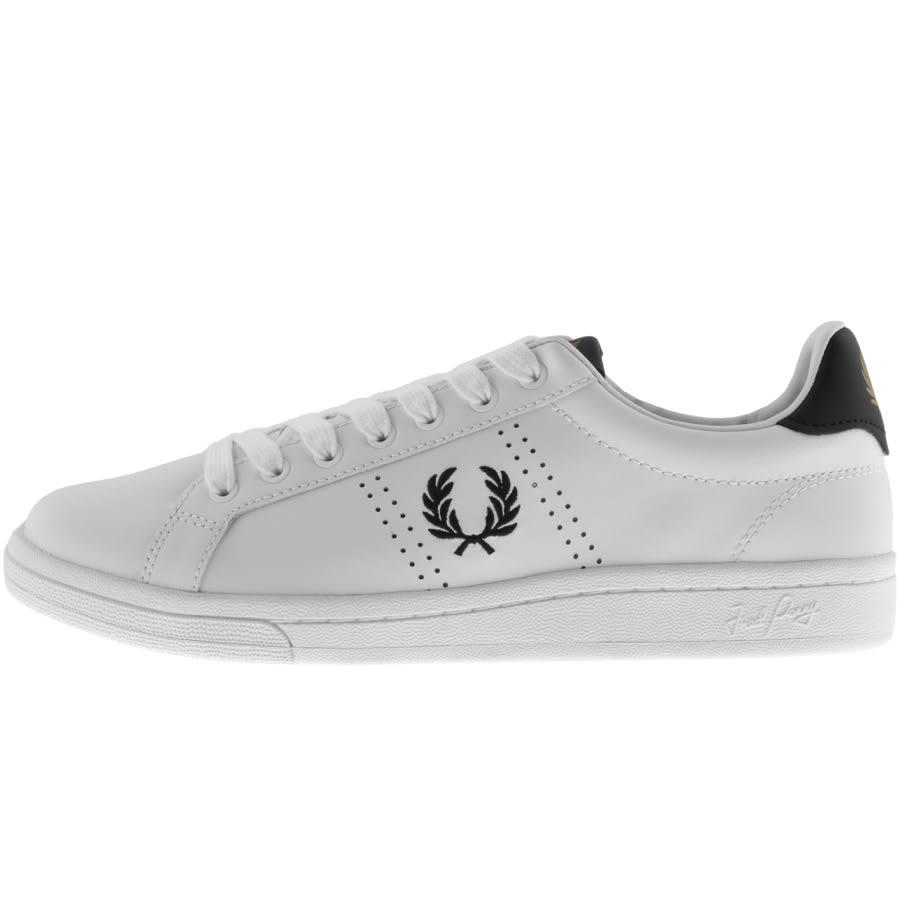 Fred Perry B721 Trainers White