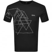 Product Image for BOSS Tee 3 T Shirt Black