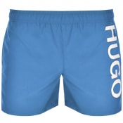 Product Image for HUGO ABAS Swim Shorts Blue