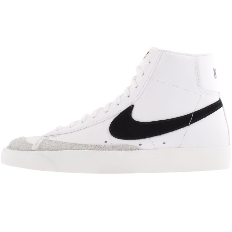 Nike Blazer 77 Vintage Hi Top Trainers